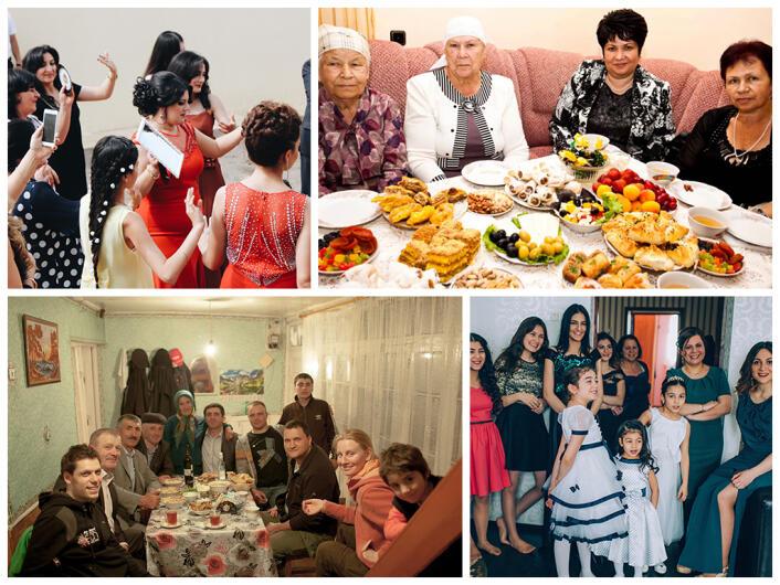 Поздравление на азербайджанской свадьбе 96