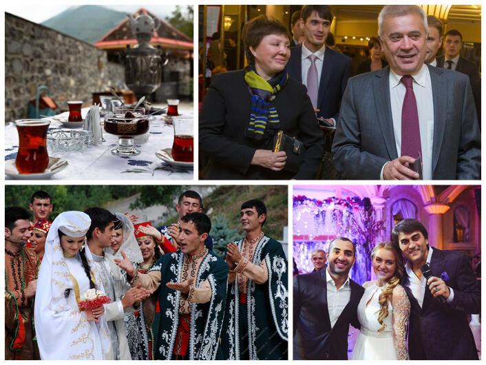 Азербайджанские свадебные тосты - статьи от специалистов по крафту