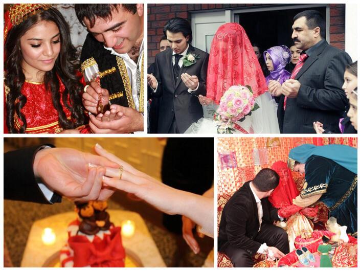 Поздравления на свадьбе в азербайджане 18