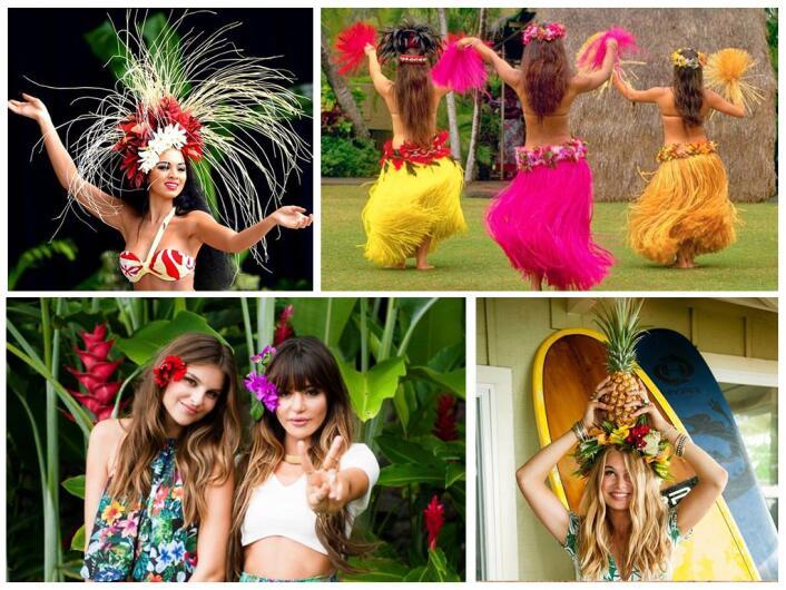 Гавайская вечеринка своими руками фото 875