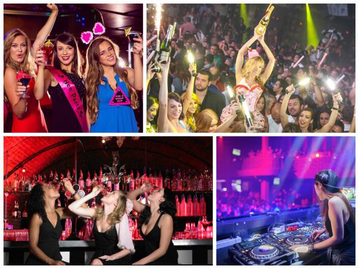 Клуб для девичника в москве новости турция ночной клуб