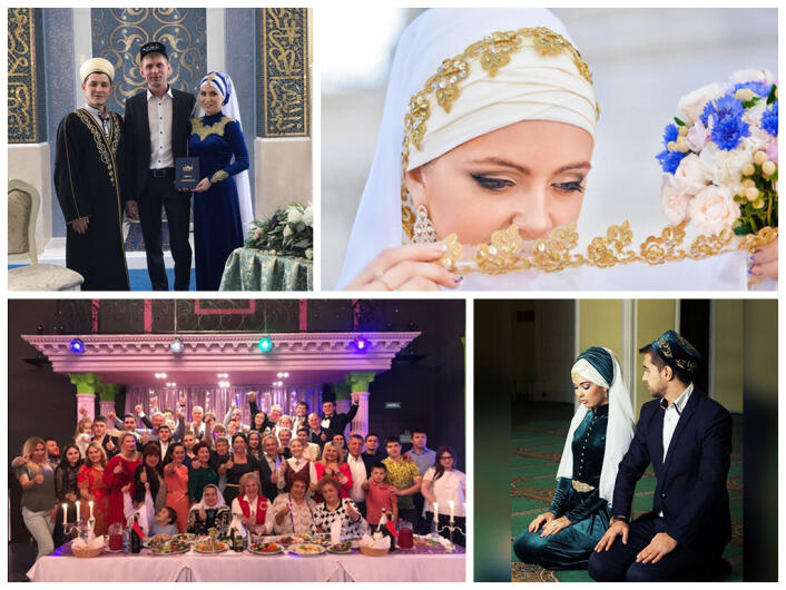 Татарскую свадьбу на русском языке