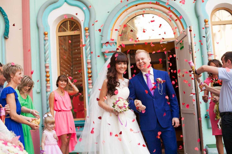 свадебная фотография в москве