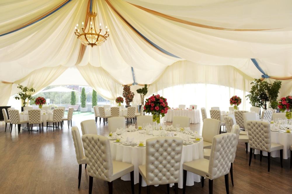 Рестораны с верандами на свадьбу