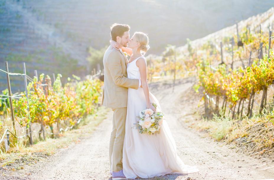 идеи для свадебной съемки: сельский стиль