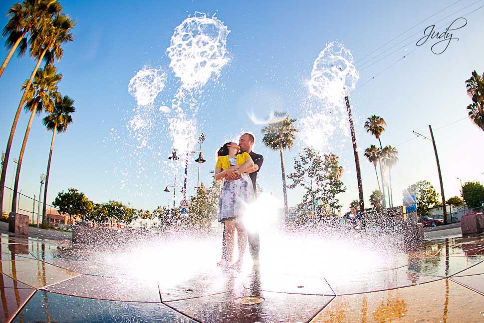 идеи для свадьбы : фонтаны