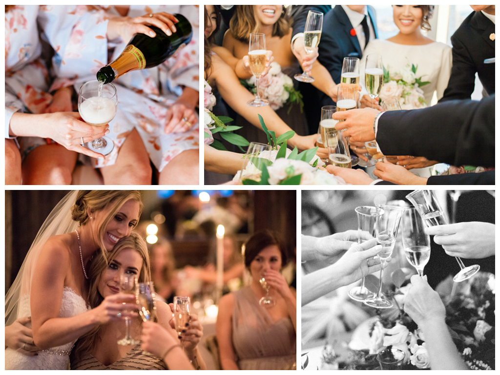 Расчет количества алкоголя на свадьбу