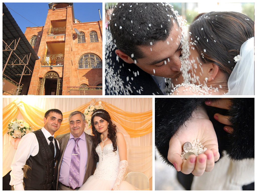 свадебные традиции и обряды армянская свадьба