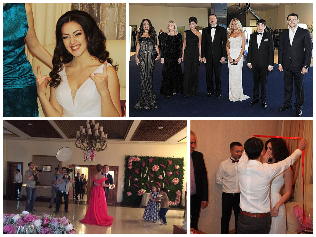 свадьба в азербайджане, свадебные традиции азербайджана