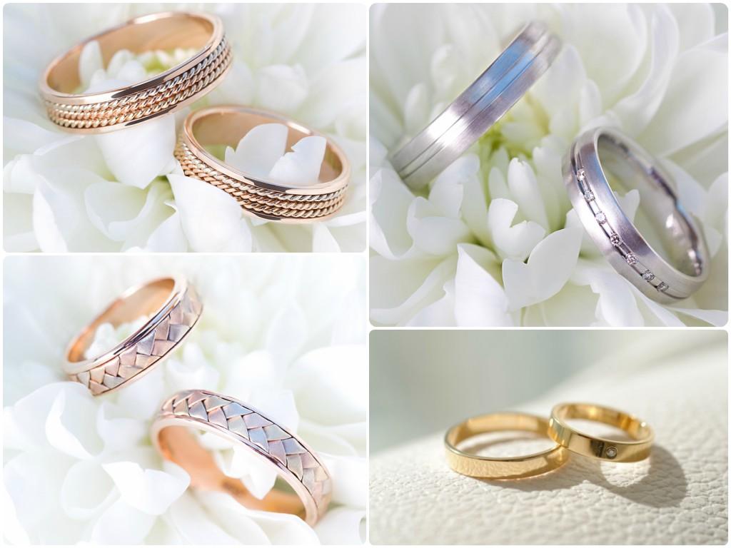 Какие кольца лучше покупать на свадьбу