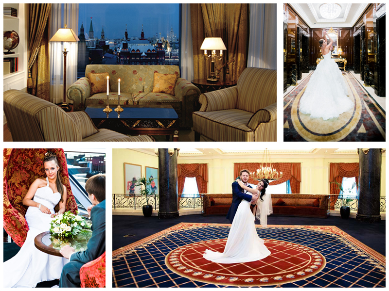 Отель The Ritz-Carlton Moscow