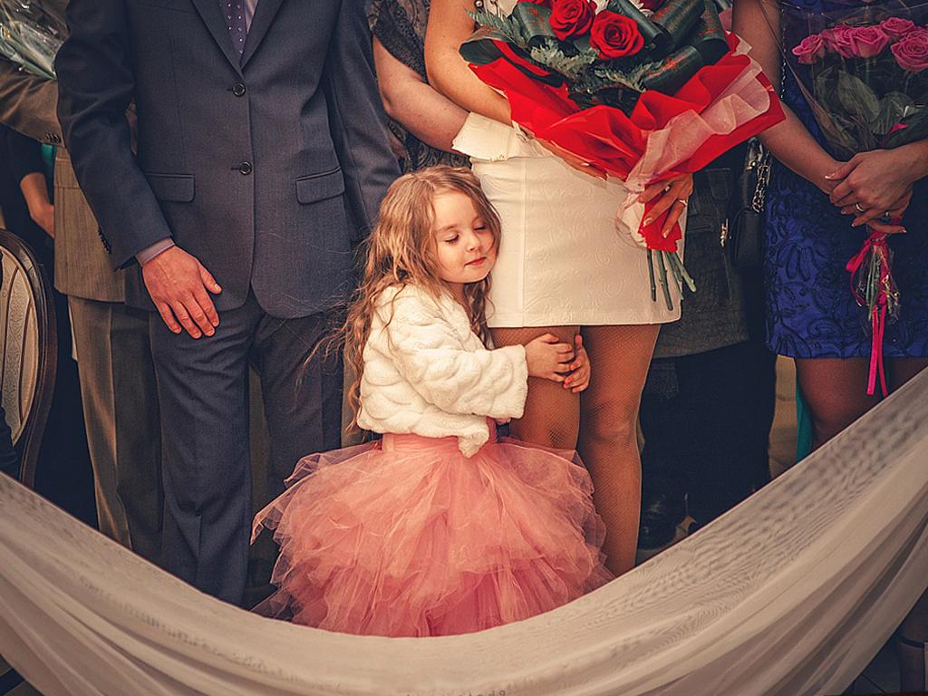Дети на свадьбе: организационные моменты и простые рекомендации.