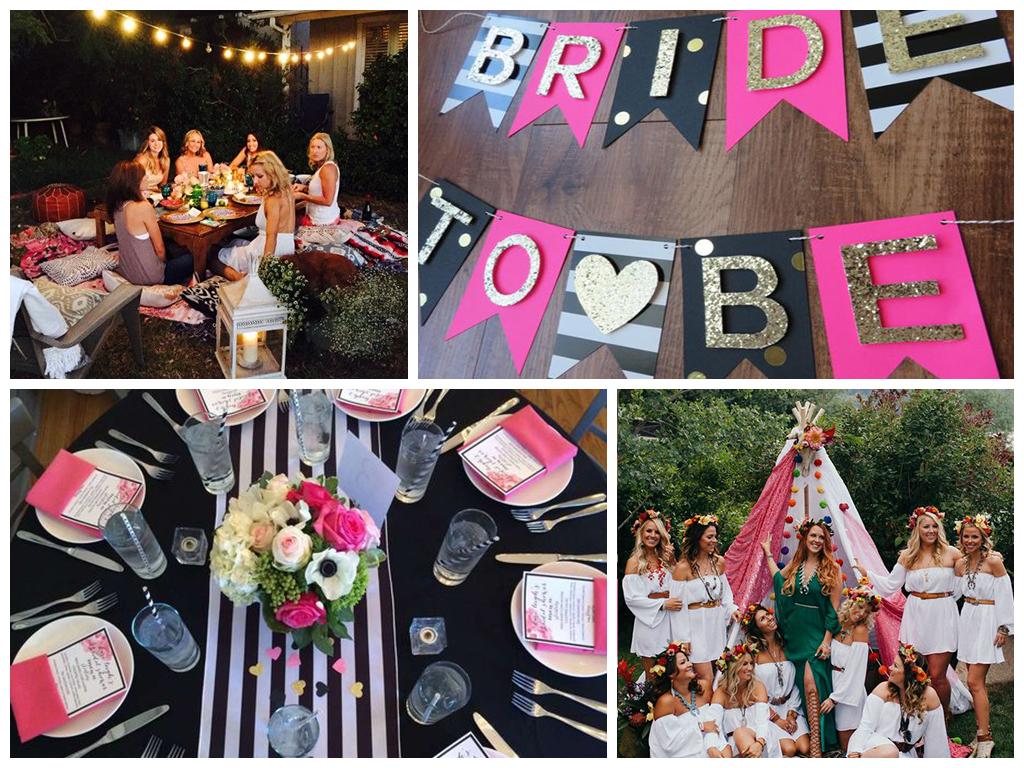 девичник перед свадьбой