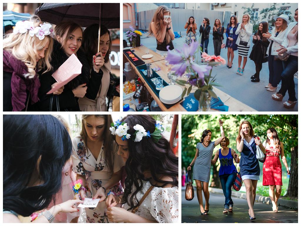 Интересные идеи для девичника в Москве