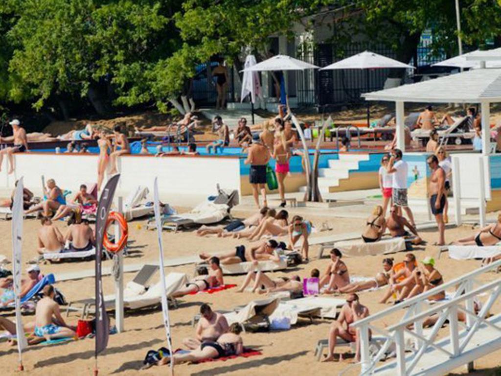 Пляжный клуб Royral Bar Москва
