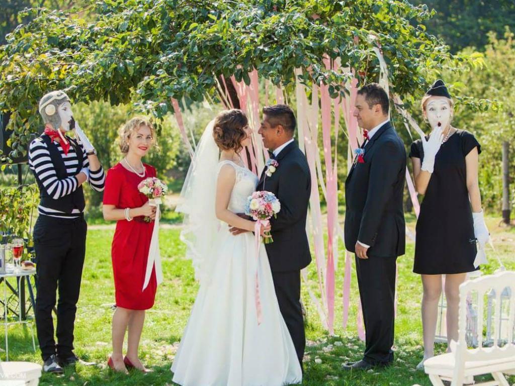 Программа на свадьбу