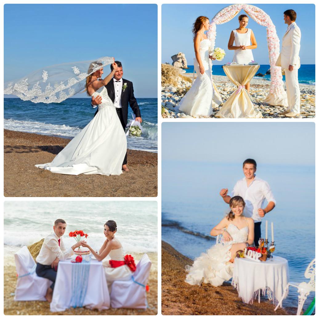 d55762101979c9c Свадьба на пляже: идеи для летнего банкета.