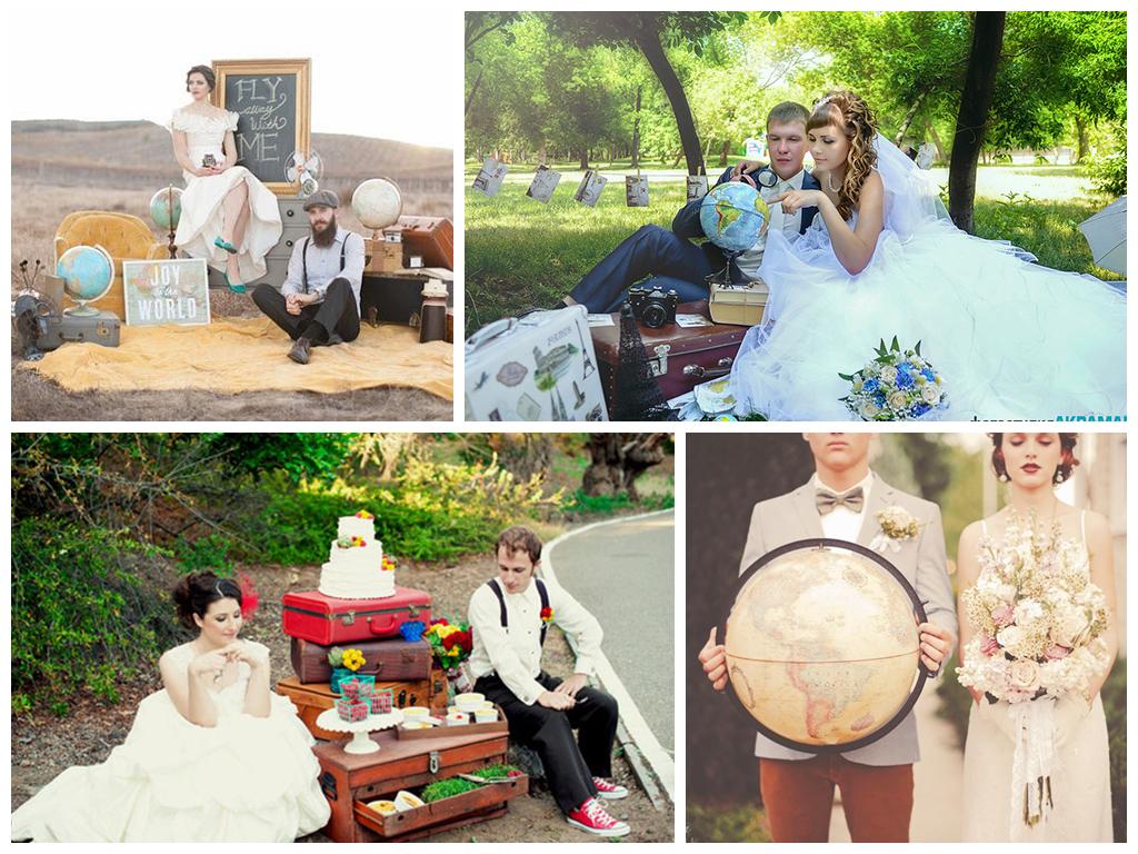 свадьба путешествие
