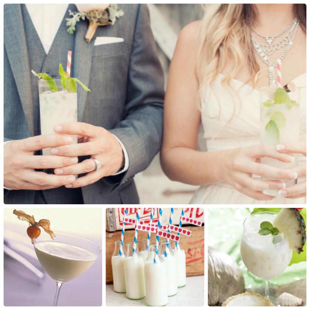 белая свадьба, стол