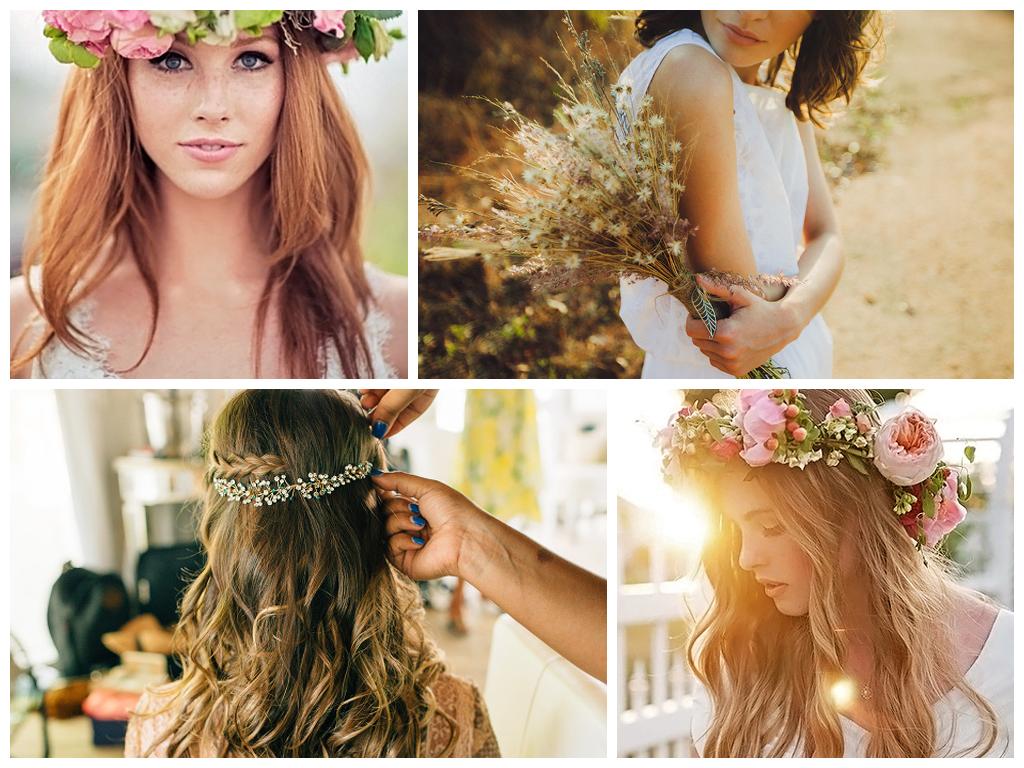 Свадьба в стиле рустик: образ жениха и невесты. Каким должен быть образ молодоженов для свадьбы в стиле рустик.