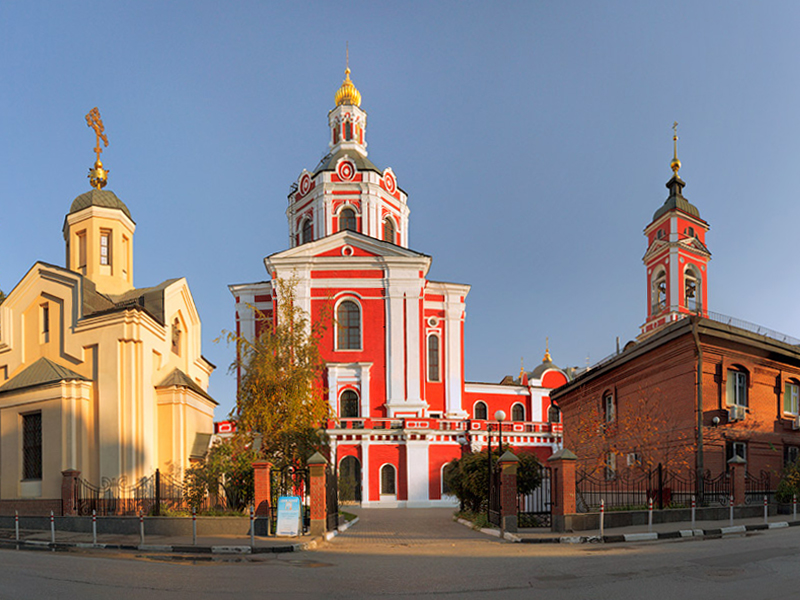 Храм Большого Вознесения (Никитские ворота)