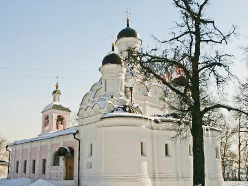 Храм Живоначальной Троицы (Хорошёво-Мнёвники, Северо-Западный округ)