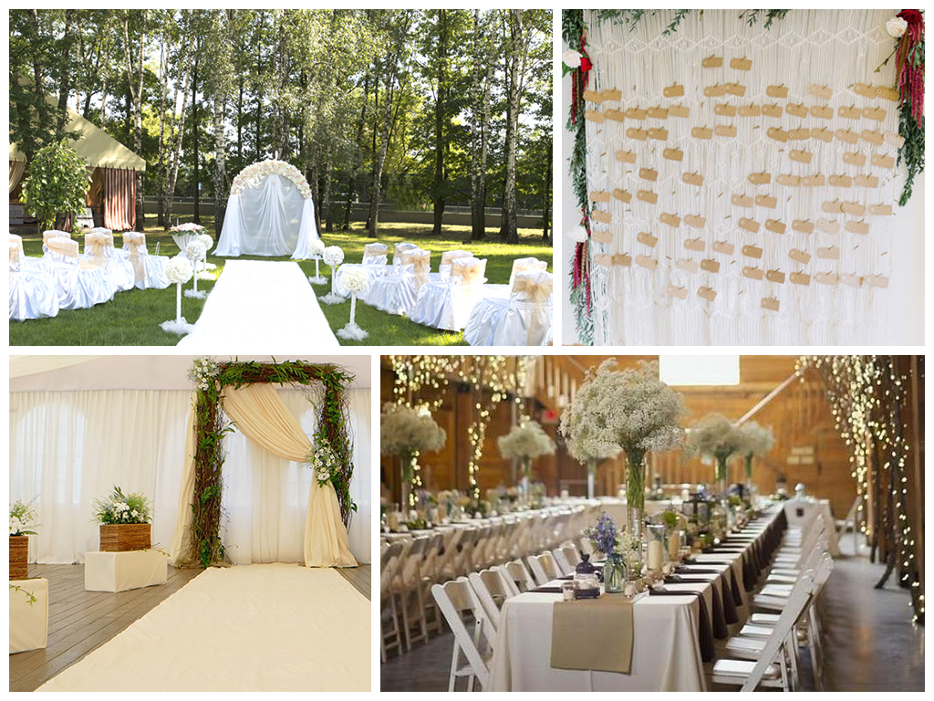 свадьба айвори