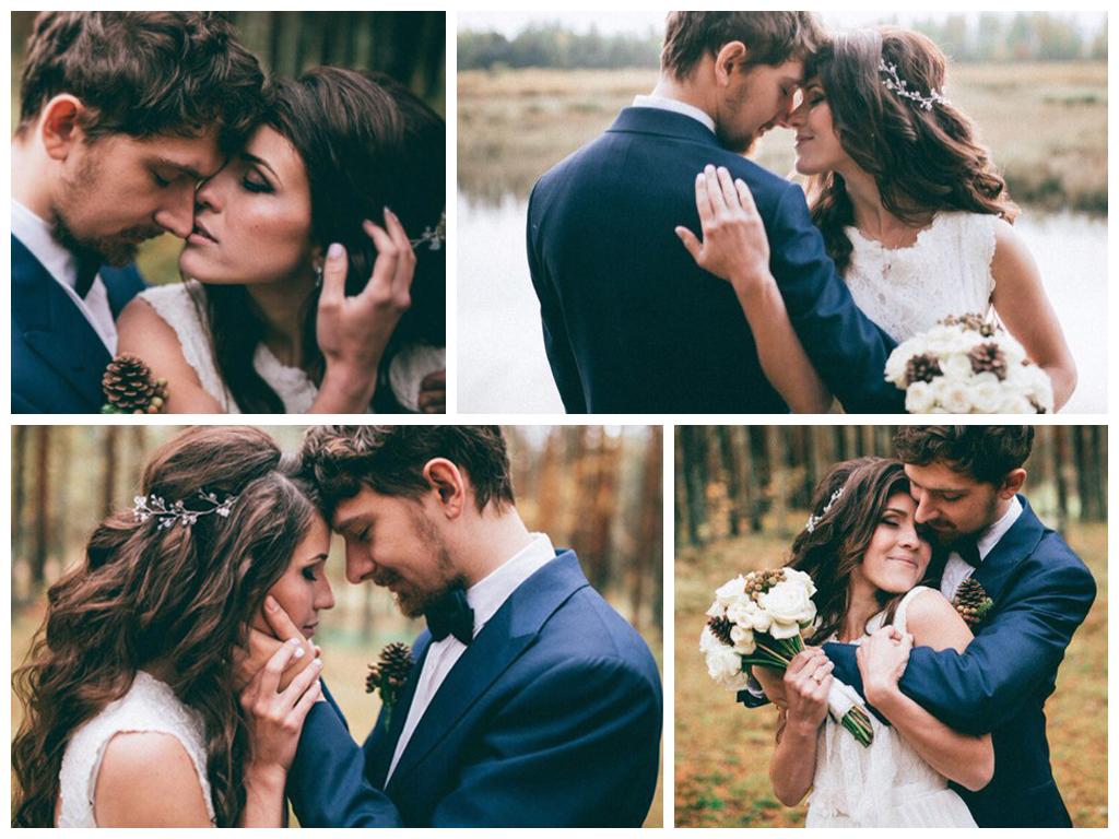 Как хорошо получиться на свадебных фотографиях. Выбор фотографа и образа молодоженов для свадебной фотосессии. Позирование и подготовка к свадебной съемке.