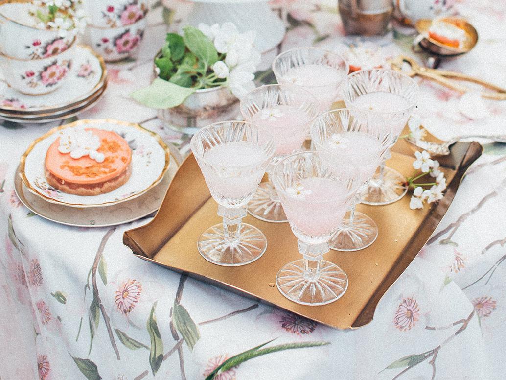 сладкий стол свадьба