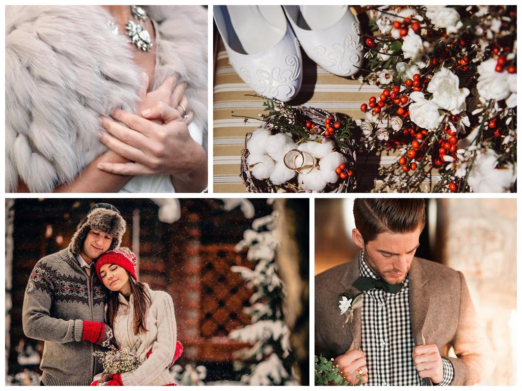 Свадьба зимой: основные моменты и рекомендации по проведению торжества. Преимущества и недостатки зимней свадьбы. Образы молодоженов, украшение банкетного зала и стилистика свадьбы зимой.