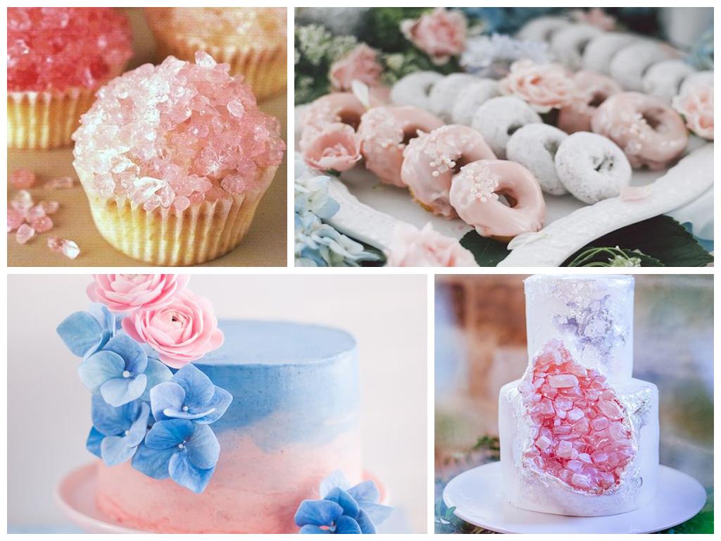 розовый кварц свадьба
