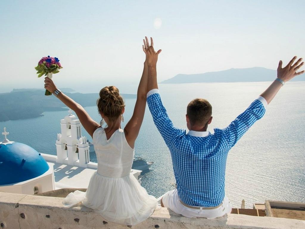 Свадьба в Греции