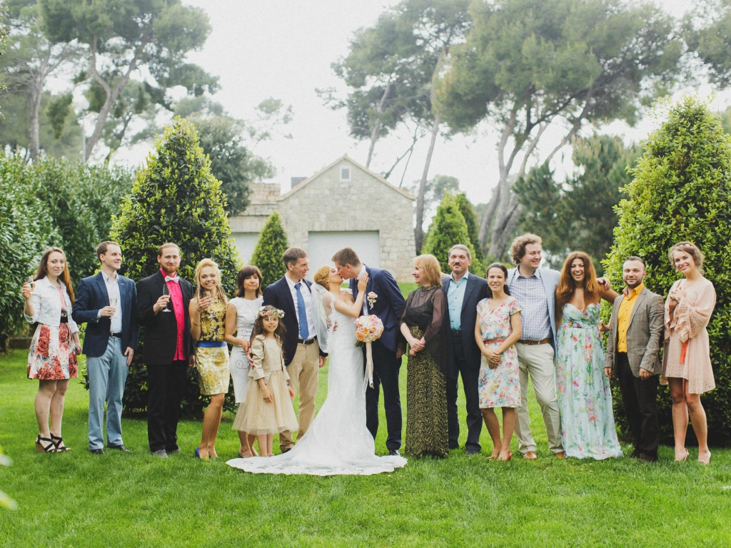 Свадьба в Хорватии