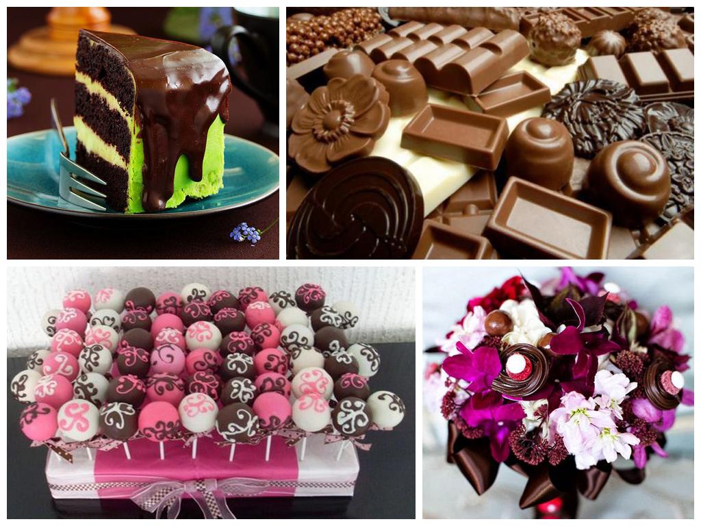 шоколадная свадьба