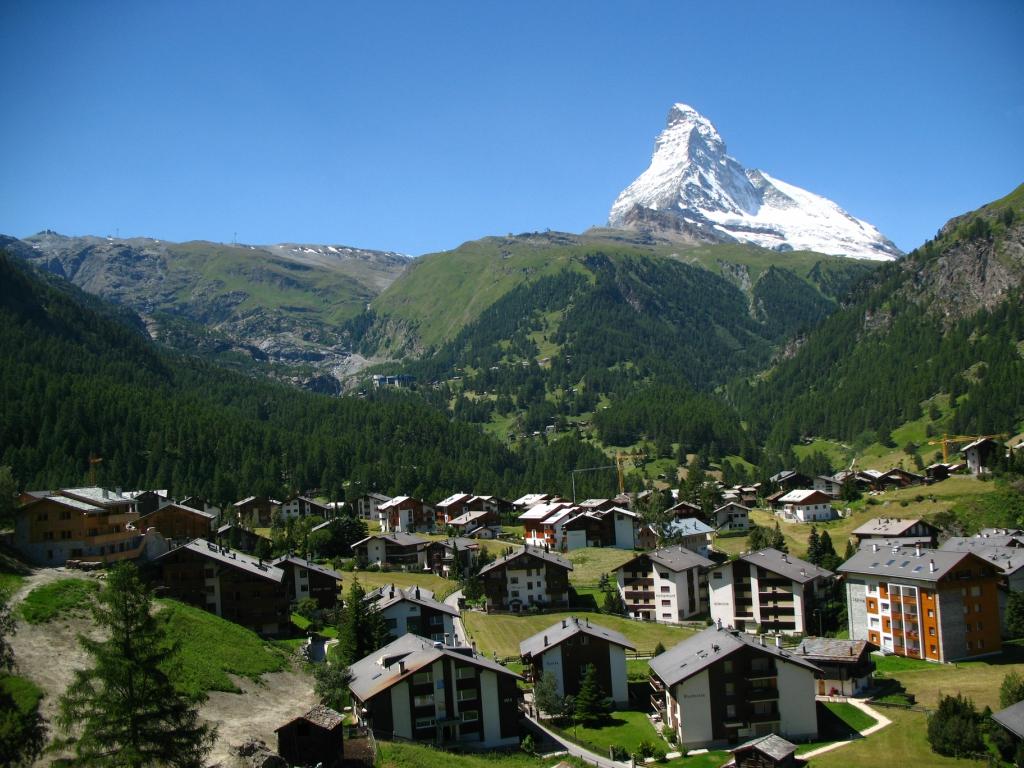 свадьба в швейцарии фото