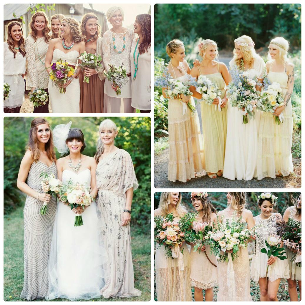 свадьба бохо