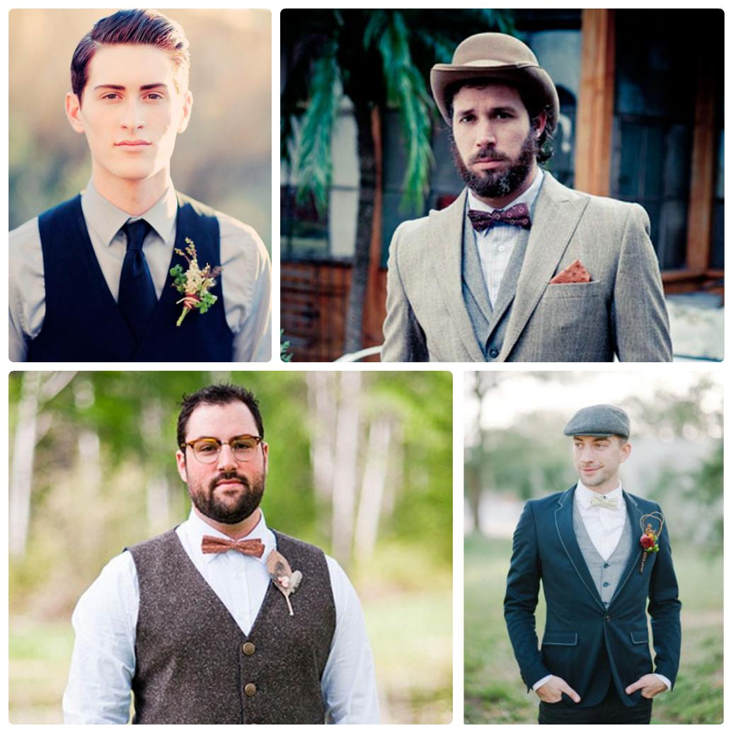свадьба в стиле винтаж фото