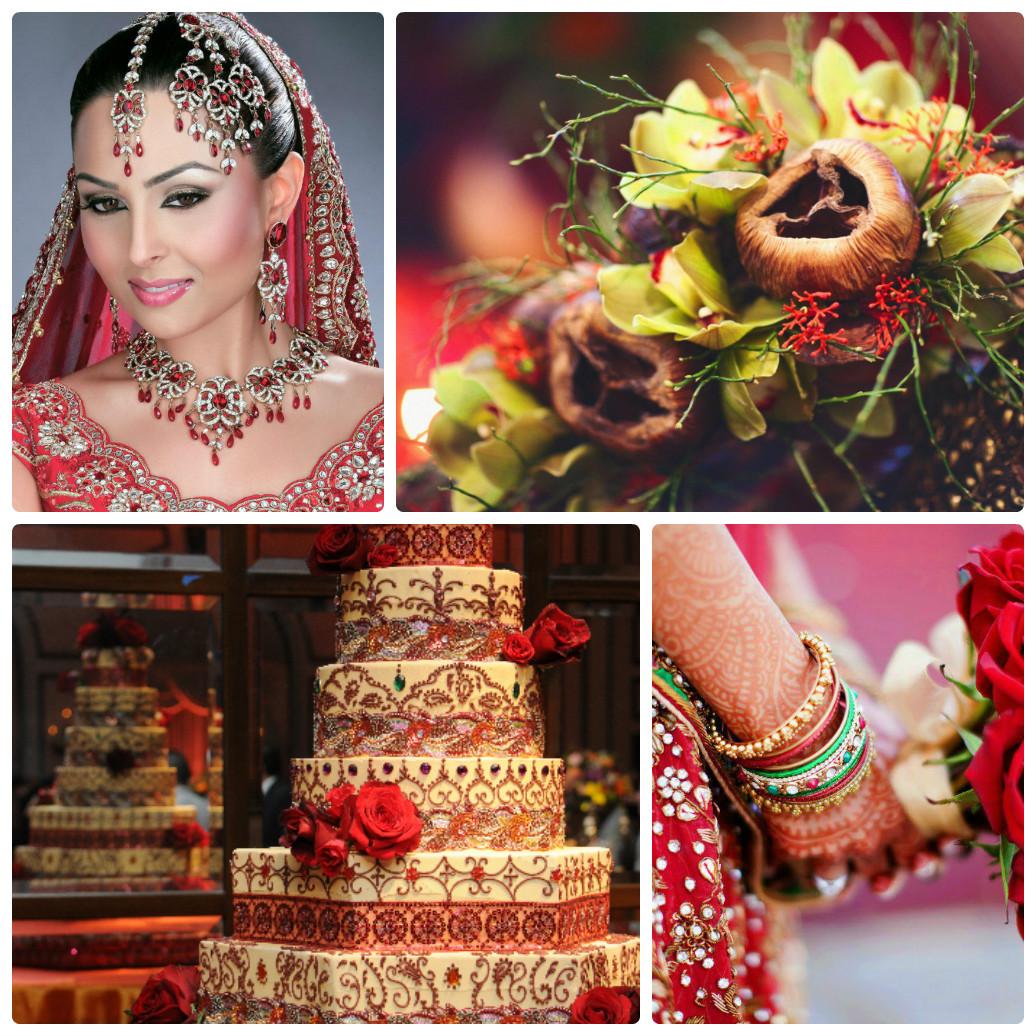 Свадьба в восточном стиле