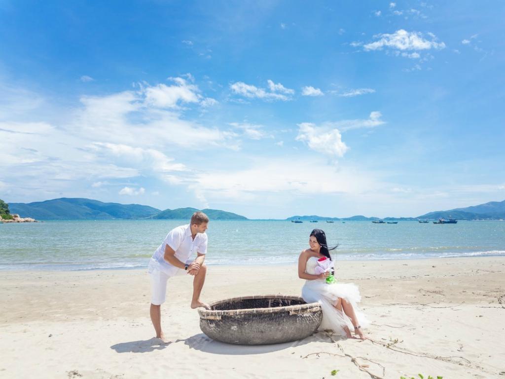Свадьба во Вьетнаме