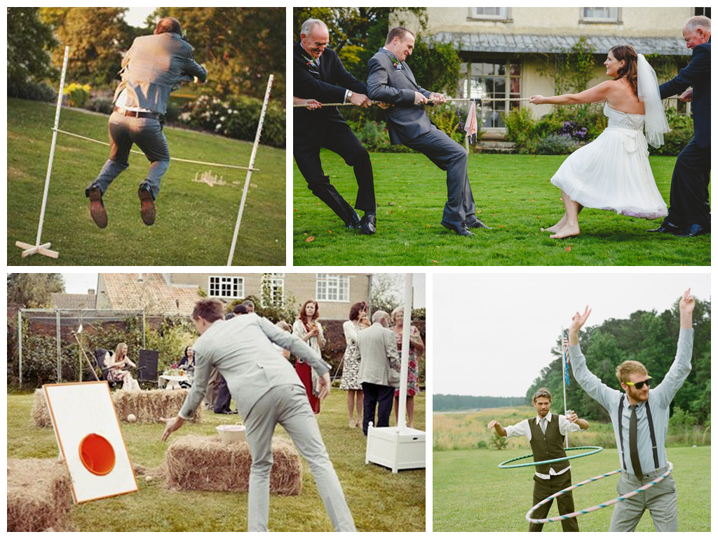 Как можно развлечь гостей на свадьбе