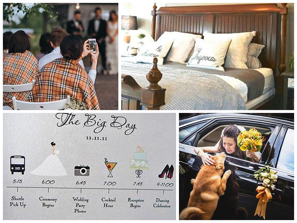 список дел по подготовке свадьбы