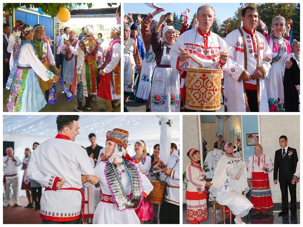 традиции и обычаи чувашской свадьбы