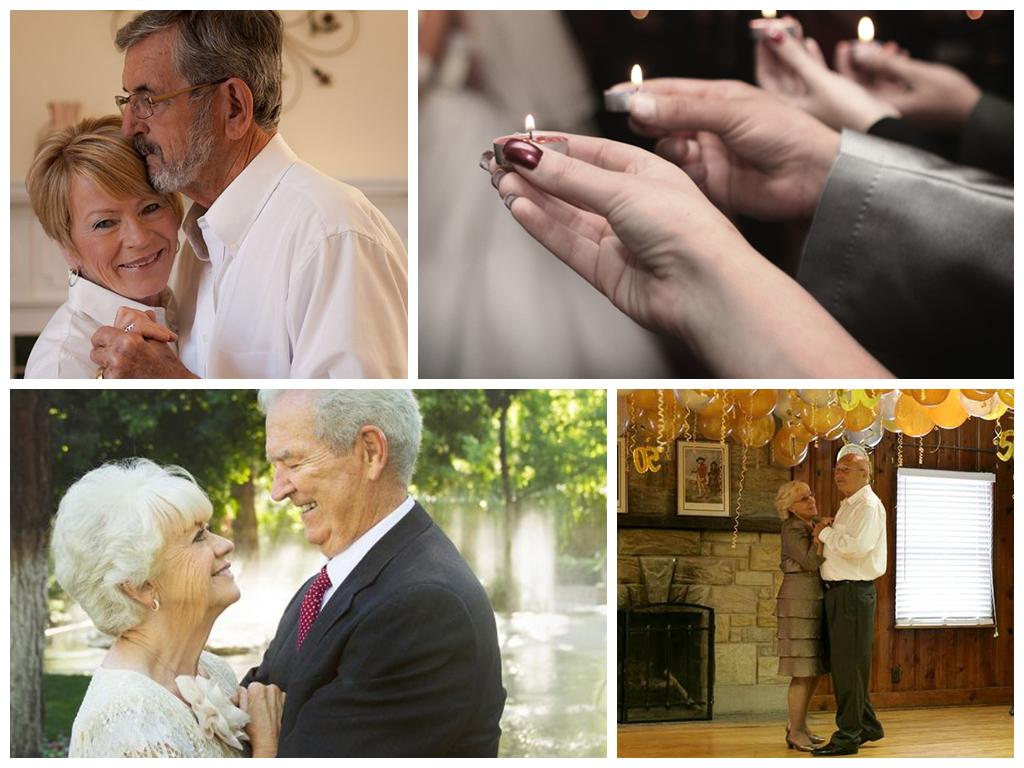 москва золотая свадьба