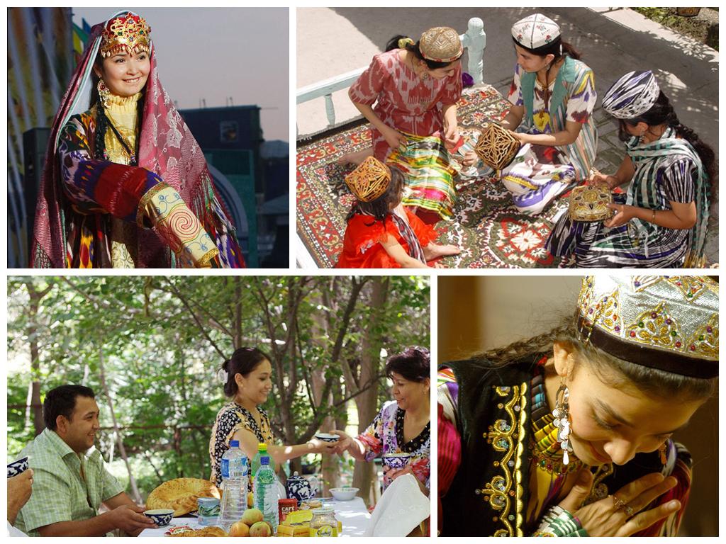 узбекская свадьба традиции, помолвка «Фатиха-туй»