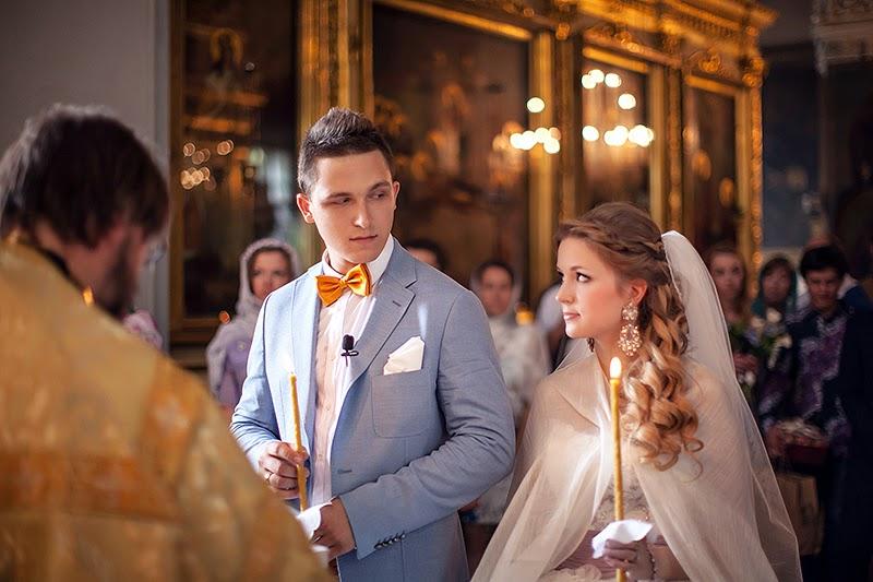 венчание священник