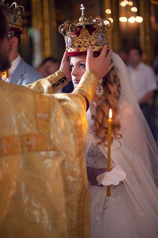 венчание короны
