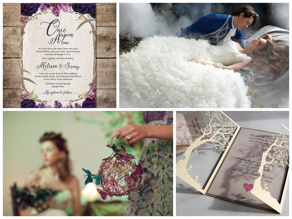 сказочная свадьба