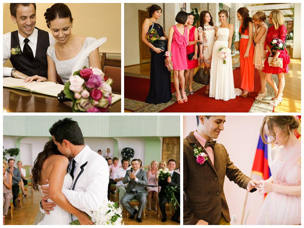 Преимущества и недостатки регистрации брака в ЗАГСе
