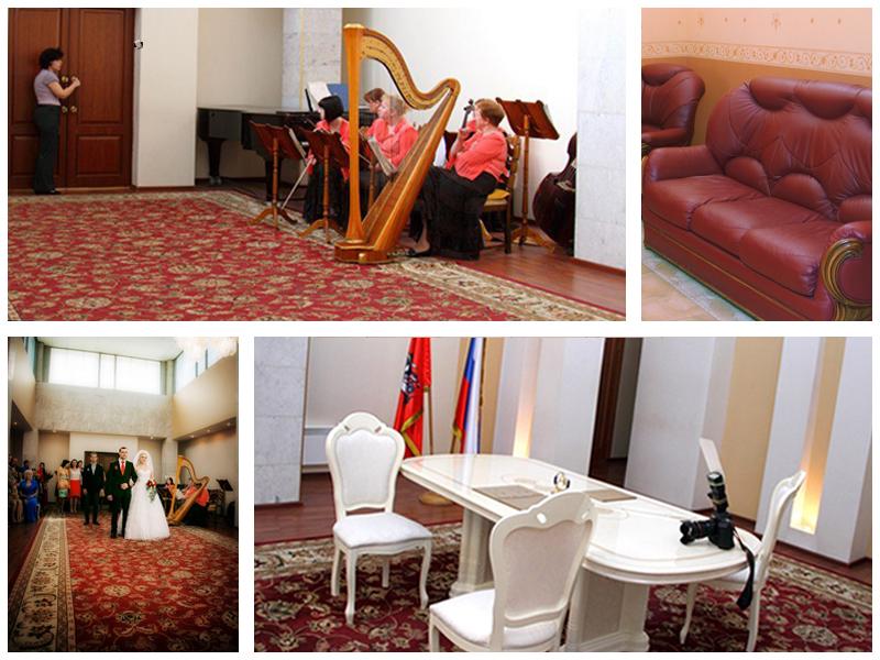 Дворец бракосочетания 4 фото